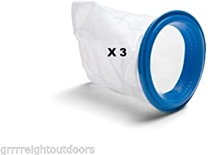 Intex Blue Ring Debris Bags 3 New 10788 Deluxe Pool Maintenance Kit Vacuum Part