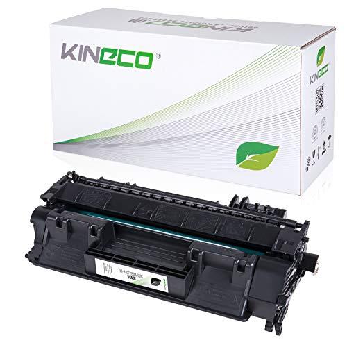 Kineco Toner kompatibel für HP CF280A 80A XXL HP Laserjet Pro 400 M401a M401d M401dn M401dne M401dw M401n HP Laserjet Pro 400 MFP M425dn MFP M425dw