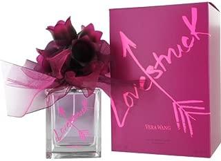 Love Struck Eau De Parfum Spray for Women by Vera Wang, 3.4 Ounce (Pack of 2)