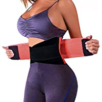 LaLaAreal Faja Reductora Adelgazante Abdomen Faja Lumbar Mujer y Hombre para Deportiva Fitness
