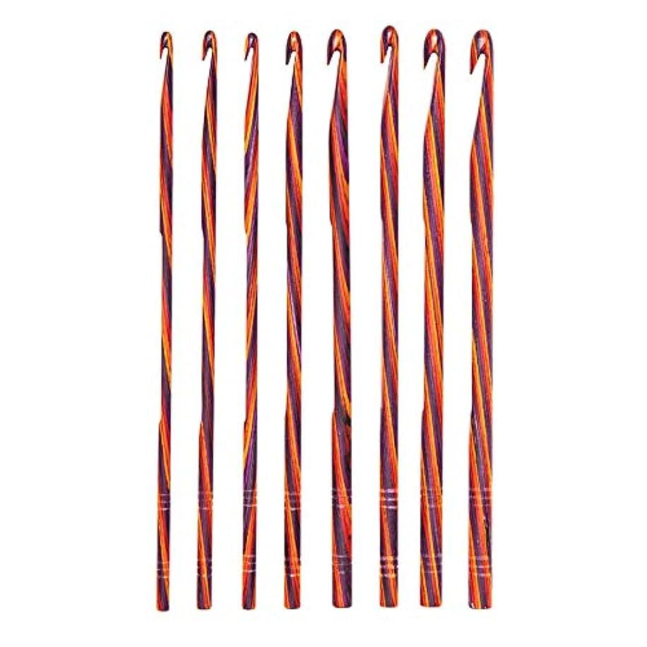 Knit Picks Wood Crochet Set - US E-K (Radiant)