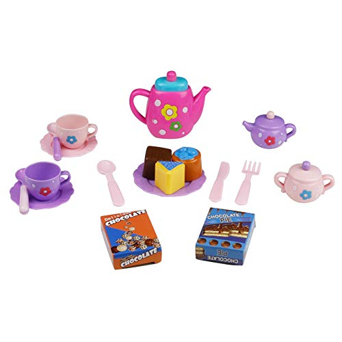 Tea Party Set, 28-Pieces ONLY $14.98 at Walmart (WAS $29.99)