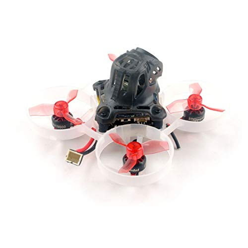 Happymodel Mobula6 HD 1S 65mm Brushless Quadcopter Whoop Mobula 6 HD FPV Racing Drone BNF with AIO 4IN1 Crazybee F4 Lite Runcam Split3-lite 1080P HD Camera (BNF TBS CRSF RX)