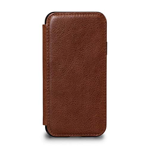 SENA Wallet Book Case for iPhone 11 Cognac - SFD42506NPUS