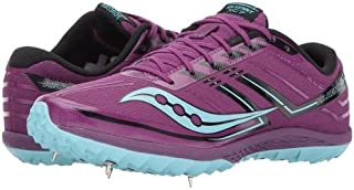 Saucony(サッカニー) レディース 女性用 シューズ 靴 スニーカー 運動靴 Kilkenny XC7 - Purple/Blue [並行輸入品]
