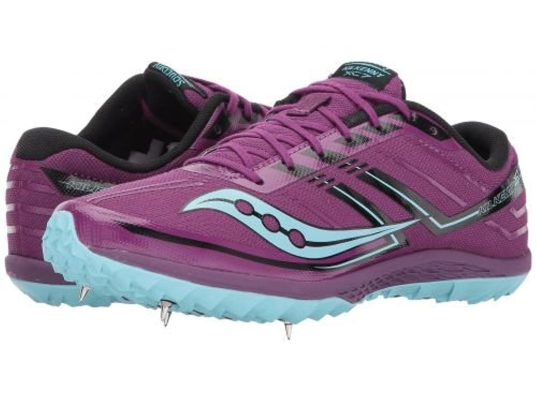 Saucony(サッカニー) レディース 女性用 シューズ 靴 スニーカー 運動靴 Kilkenny XC7 - Purple/Blue 10 B - Medium [並行輸入品]