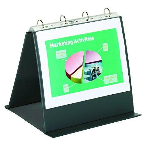Durable Durastar - Carpeta de tipo revistero para material de presentación