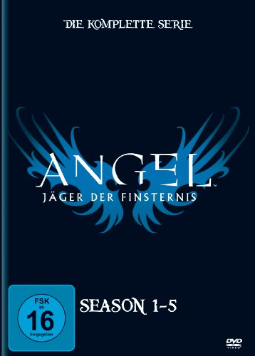 Angel - Jäger der Finsternis: Die komplette Serie, Season 1-5 [30 DVDs]