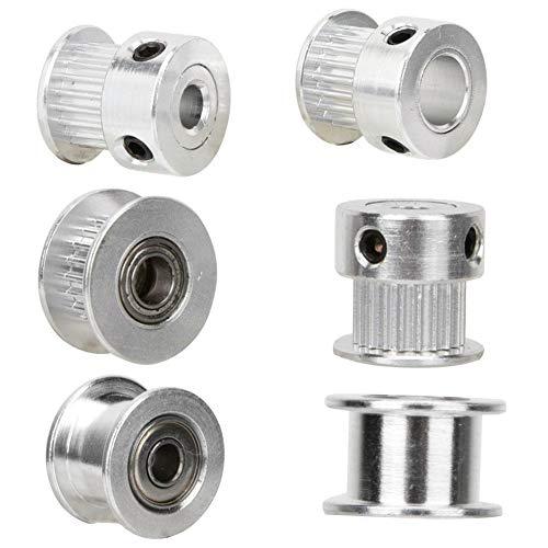 Pbzydu GT-2 Zahnriemen, Haltbarkeit Praktischer Stabiler 3D-Drucker Zahnriemen, für MendelMax, CNC-Werkzeugmaschinen, Lasermaschinen, Graviermaschinen,