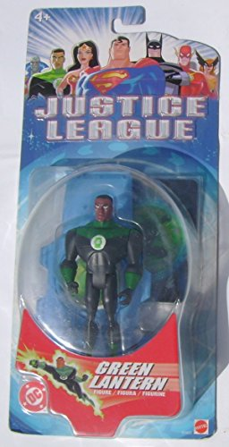 Justice League Green Lantern with Collectible Stand