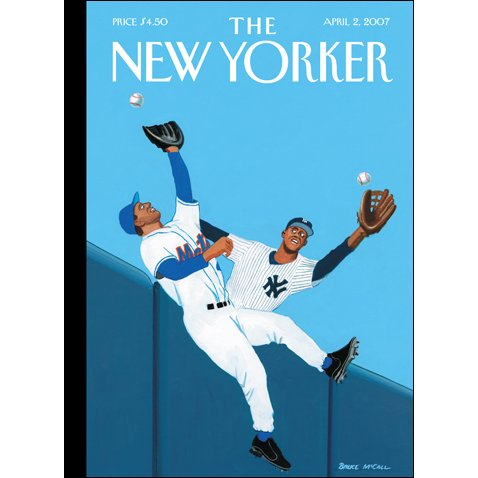The New Yorker (April 2, 2007) audiobook cover art