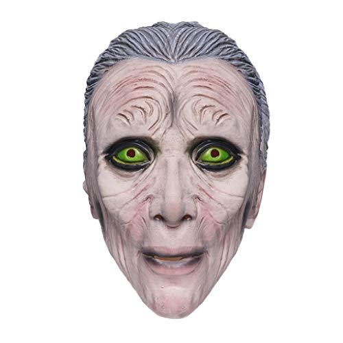 - Halloween Kostüme Alte Mann Maske