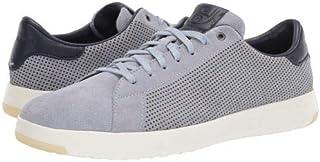 [コールハーン] メンズ 男性用 シューズ 靴 スニーカー 運動靴 GrandPro Tennis Sneaker - Zen Blue Suede Perf/Navy Ink [並行輸入品]