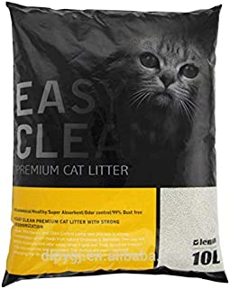 Cat Clumping Cat Litter Lemon Fragrance 10L