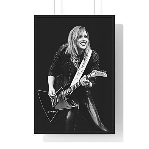 Halestorm Lzzy Hale Poster Hard Rock Halestorm Print Heavy Metal Poster (unframe, 24x36)