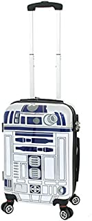Star Wars R2D2 Hard Shell 19 Inch Suitcase