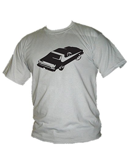 Ford Torino - Starsky & Hutch Classic Muscle Car - T-shirt pour homme - Gris - XXL