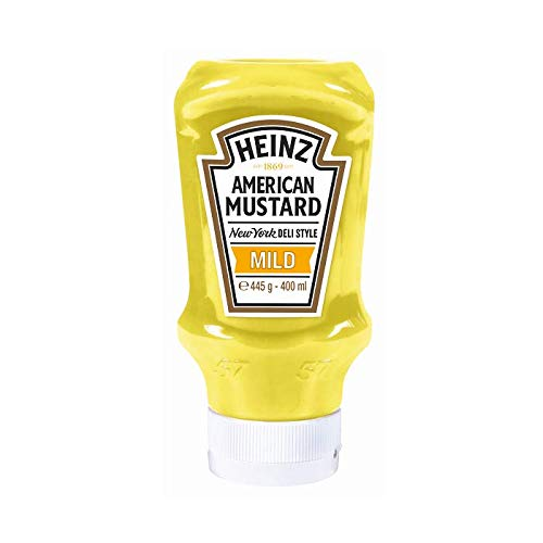 HEINZ American Mustard 400 ml