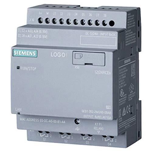 Siemens 6ED1052-2MD08-0BA0 6ED1052-2MD08-0BA0 SPS-Steuerungsmodul 12 V/DC, 24 V/DC
