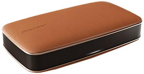 Pioneer XW-LF3-T - Altavoz portátil Bluetooth (estéreo), marrón