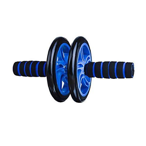 AB Rad-Rolle Robuste Ab Exerciser Trainer Workout Ausrüstung mit Knien-Auflage für Trainings-Programm