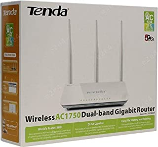 Wireless AC1750 Dual-Band Gigabit Router
