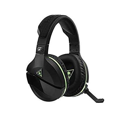 Turtle Beach Stealth 700 Premium Wireless Surround Sound Gaming Headset for Xbox One, Black