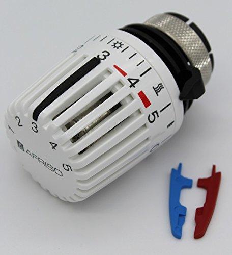 Afriso thermostaatkop Th.-kop ventiel radiator GAMPPER TYP 320 N 1980-1998 323