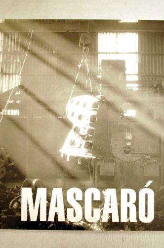 Xavier Mascaró: esculturas en hierro, bocetos sobre papel = iron sculptures, sketchs on paper : exposición