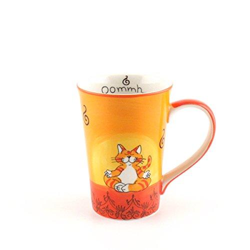 Mila Keramik-Teebecher, Oommh Katze | MI-81038