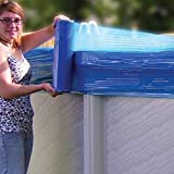 Horizon HVWCS-12 Winter Cover Sealer for Above Ground Pool Covers, 500-Feet