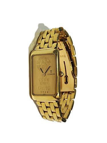 Corum Ingnot Union Bank of Swiss 1759 - Reloj mecánico para mujer (certificado prepropietario)