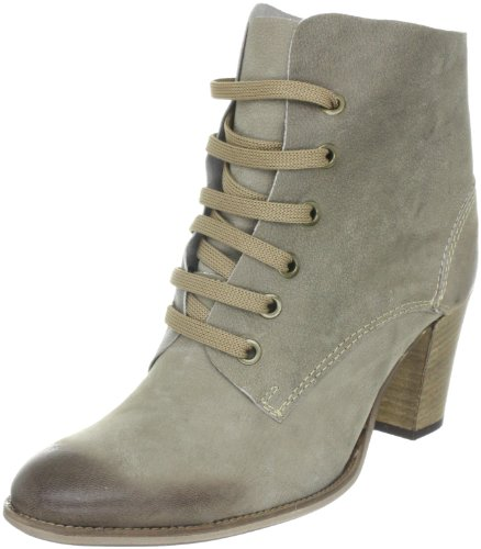 Evita Shoes Damen Stiefelette elegant Stiefel, Braun (Fango), 40 EU