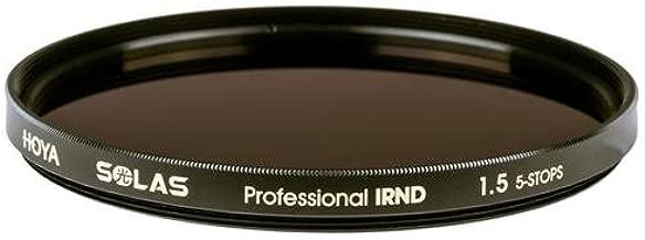 Hoya SOLAS IRND 1.5 72mm Infrared Neutral Density Filter