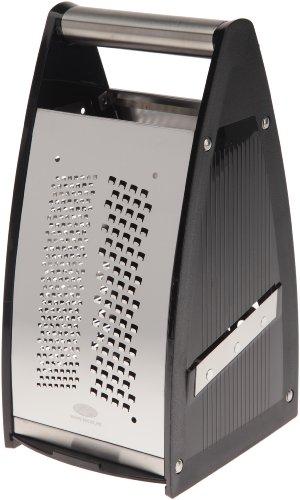 Lacor - 61354 - Rallador 4 caras Luxe Inox.