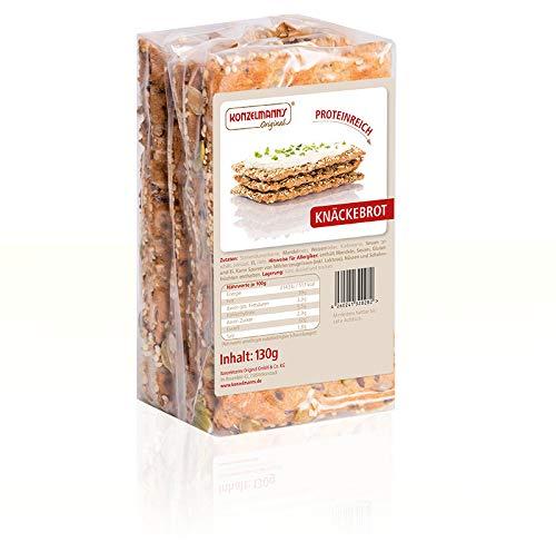 Konzelmann's Original - 6 Scheiben Protein Knäckebrot - 130 g