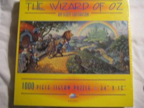 Wizard of Oz a 1000-Piece Jigsaw Puzzle by Sunsout Inc by SunsOut