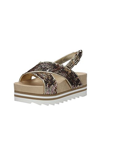 GUESS FLHRR2SAT03 Sandalias Mujer 37