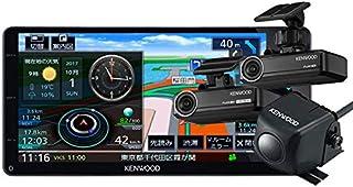 ケンウッド彩速ナビMDV-M705W+フロント用ドライブレコーダーDRV-N530+リア用ドライブレコーダーDRV-R530+バックカメラCMOS-C230セット