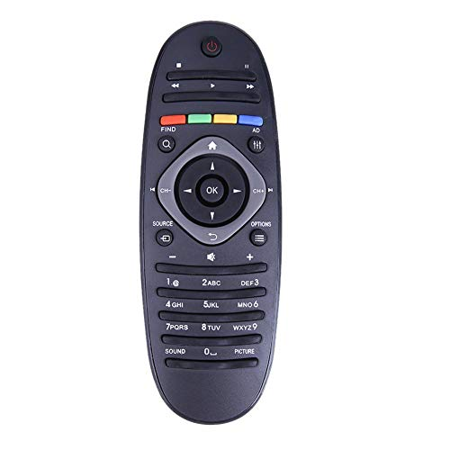 Universalfernbedienung Geeignet für Philips TV / DVD / AUX-FERNBEDIENUNG - Asiproper
