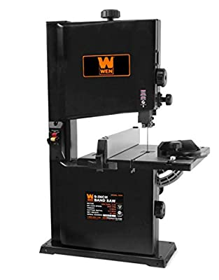 WEN 3959 2.5-Amp 9-Inch Benchtop Band Saw by WEN