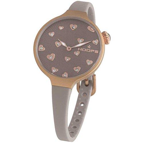 Orologio Donna Icon Hearts Grigio 2562LL-06 - Hoops