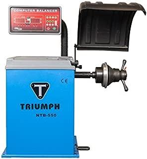 TRIUMPH NTB-550 High Speed Digital Wheel Balancer