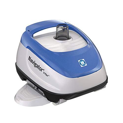 Hayward Robot de Piscine Navigator V-Flex hydraulique, Blanc, Bleu