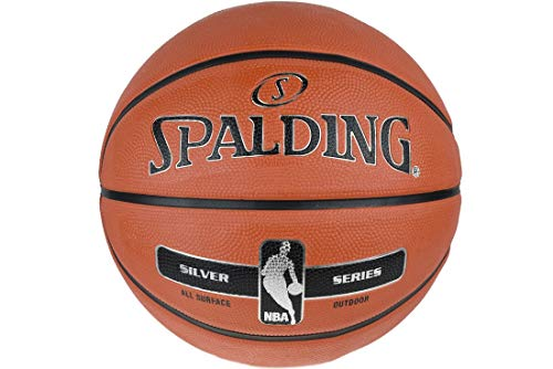 Spalding Unisex-Adult 83494Z_7 Basketball, orange, 7