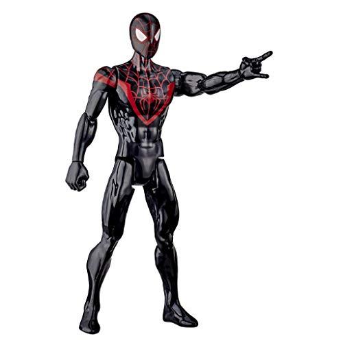 Marvel Spider-Man: Titan Hero Serie Miles Morales, 30 cm große Superhelden Action-Figur