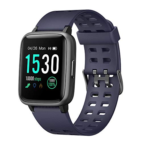 Willful Smartwatch Orologio Fitness Uomo Donna Impermeabile IP68 Smart Watch Cardiofrequenzimetro da Polso Contapassi Smartband Activity Tracker Bambini Cronometro per Android iOS Huawei