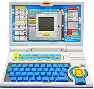 English Learner Laptop for Kids 20 Activities for Learn and Play