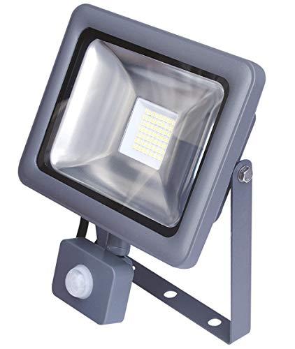 Shada LED´s Light 300623 Aussenstrahler inkl. Sensor 20W 1400lm 6000K IP44