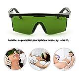 Gafas de protección IPL fotoquímicas de impulso - Gafas de protección UV láser